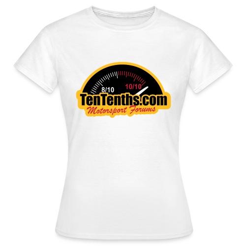 3Colour_Logo - Women's T-Shirt
