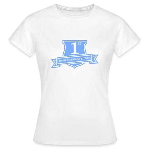 World Modesty Tour - Women's T-Shirt