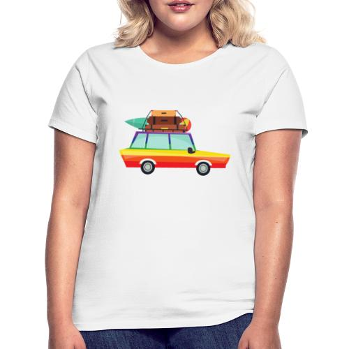 Gay Van   LGBT   Pride - Frauen T-Shirt