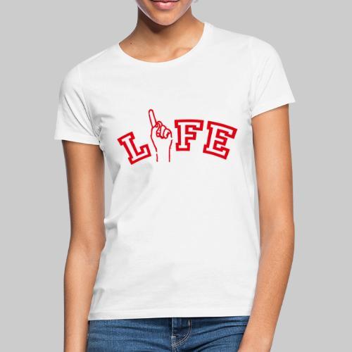 ONE LIFE - Women's T-Shirt