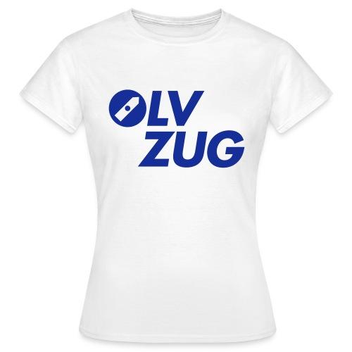 OLV_Zug_Logo_2_Z_ohneRand - Frauen T-Shirt