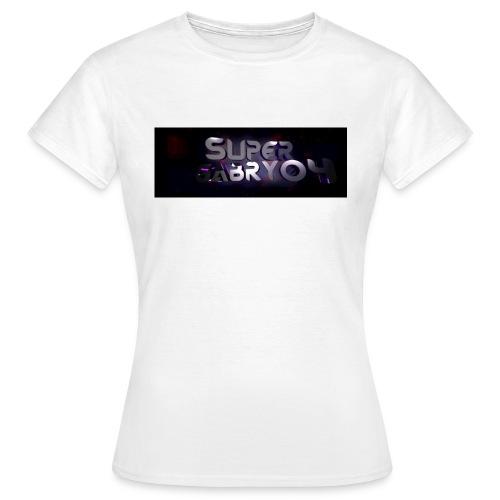 SUPERGABRY04 - Maglietta da donna