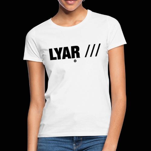Lyar Official Merch (2) - T-shirt Femme