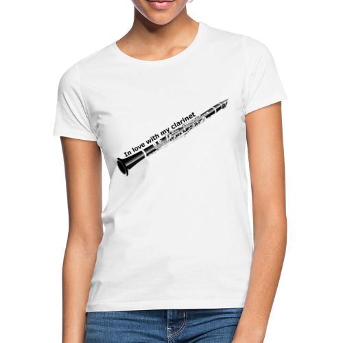 Klarinette I - Frauen T-Shirt