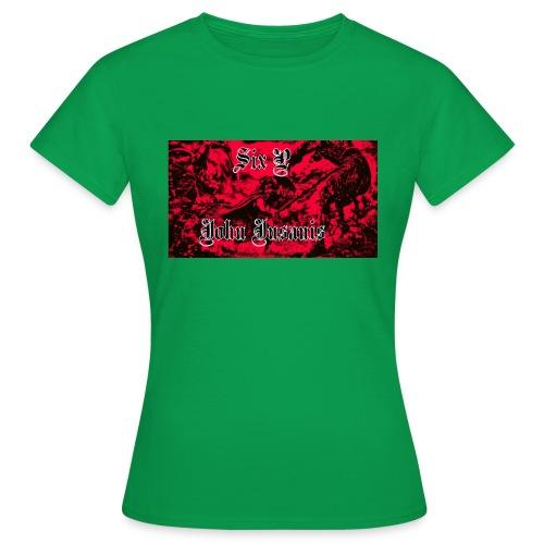 Six P & John Insanis termosmuki - Naisten t-paita