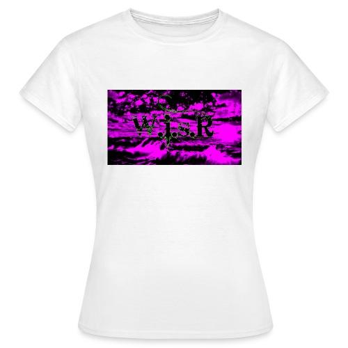 wisr valuva taivas Naisten-T Paita - Naisten t-paita
