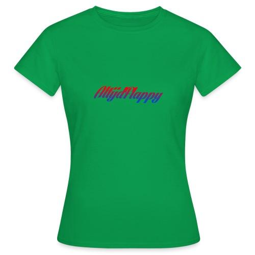T-shirt AltijdFlappy - Vrouwen T-shirt