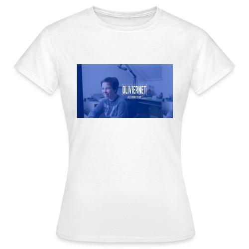 banner 3 jpg - Vrouwen T-shirt