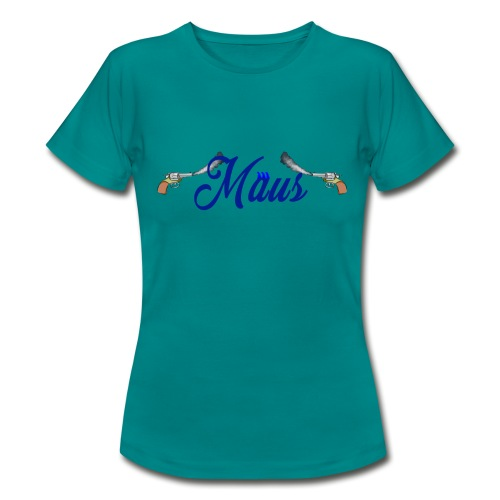 Waterpistol Sweater by MAUS - Vrouwen T-shirt