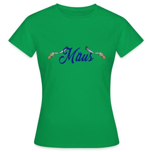 Waterpistol Sweater by MAUS - Vrouwen T-shirt