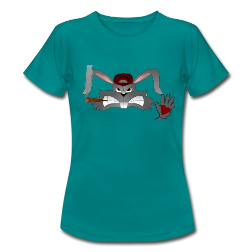 Hallo How are you - Dame-T-shirt