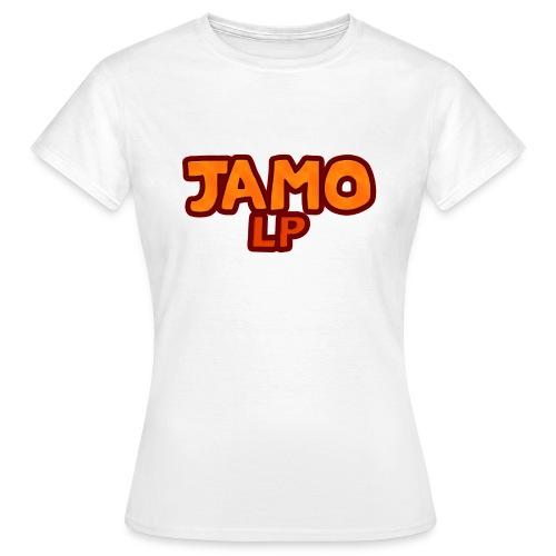 JAMOLP Logo Mug - Dame-T-shirt