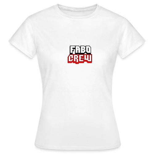 Fabo Crew Merch - Frauen T-Shirt