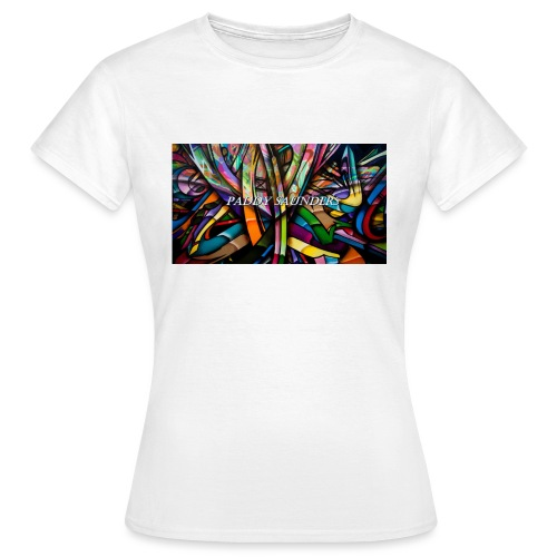 Paddy Saunders - Women's T-Shirt