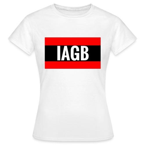 IAGB - Women's T-Shirt