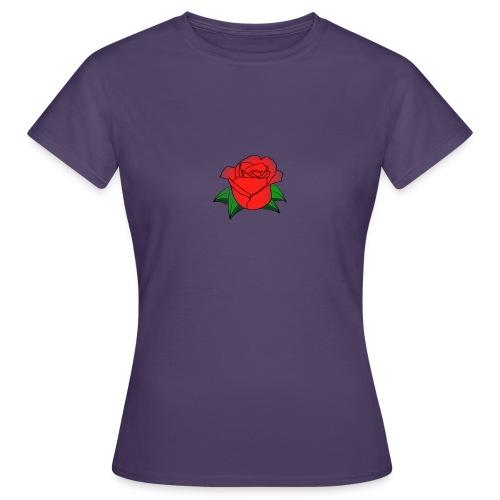 Rosa - Maglietta da donna