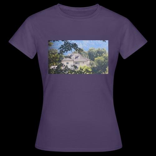 Altes Haus Vintage - Frauen T-Shirt
