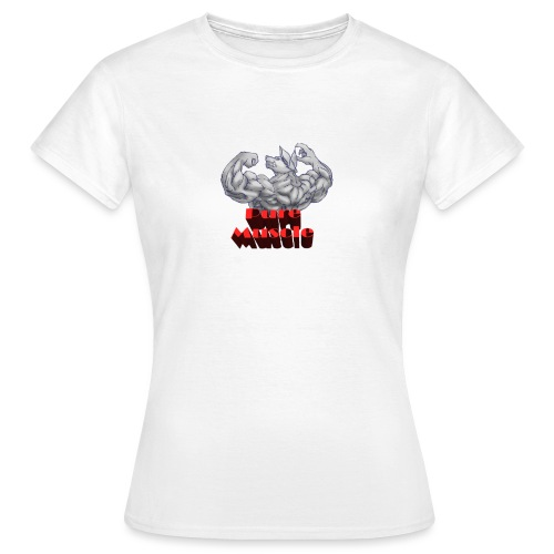 Pure Muscle BestFitness - Camiseta mujer