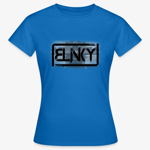 Blinky Compact Logo - Women's T-Shirt