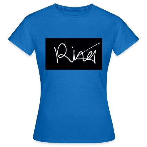 Autogramm - Frauen T-Shirt