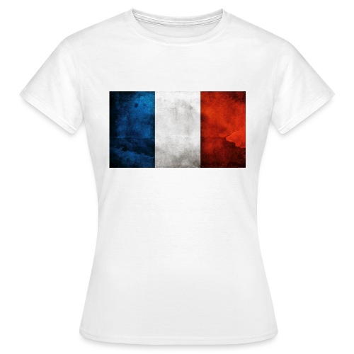 France Flag - Women's T-Shirt