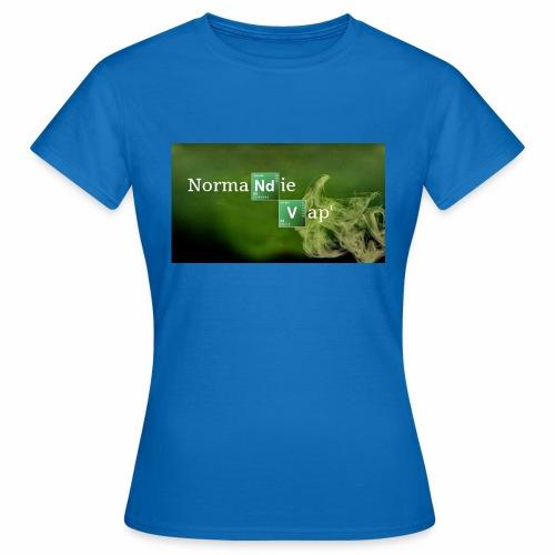 Normandie Vap' - T-shirt Femme