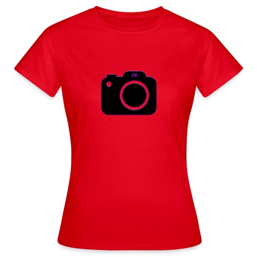 FM camera - Women's T-Shirt