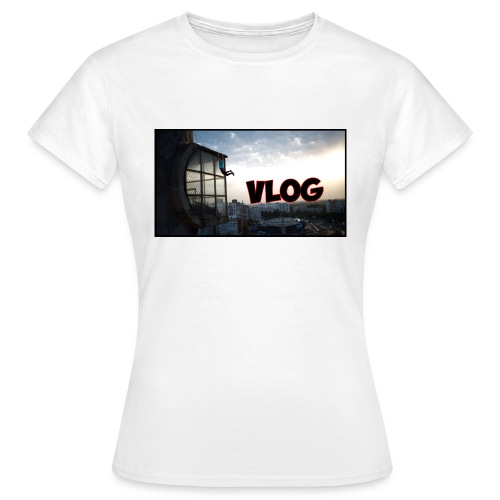 Vlog - Women's T-Shirt