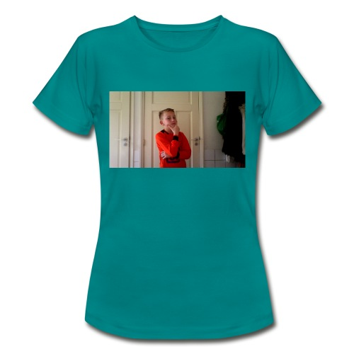 generation hoedie kids - Vrouwen T-shirt