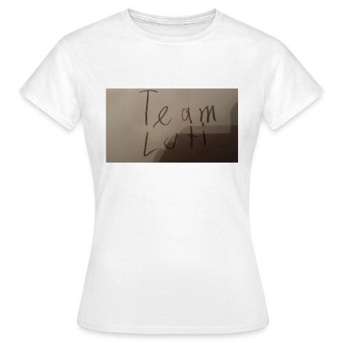 Team Luti - Frauen T-Shirt