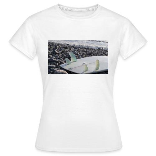 Surfbreak - T-shirt dam