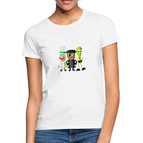 BombStory - Main Characters - Women's T-Shirt