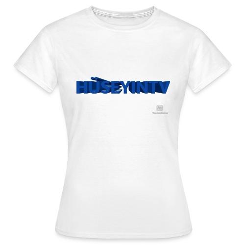 HüseyinTV - Frauen T-Shirt