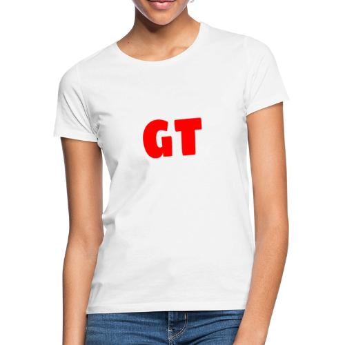 GT Logo - Vrouwen T-shirt