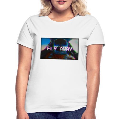 Fly Away - T-shirt Femme