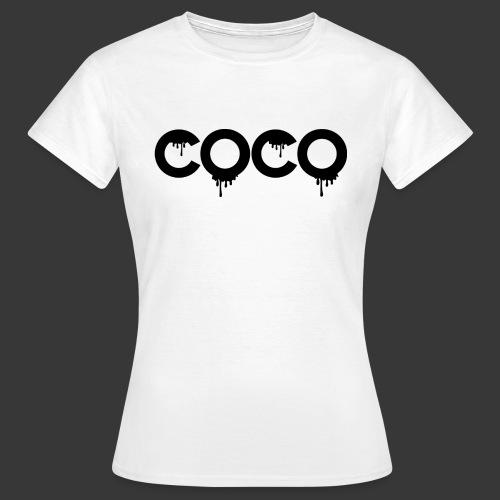 COCO BLACK - Women's T-Shirt