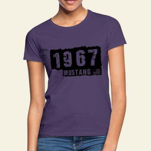 1967 - Dame-T-shirt