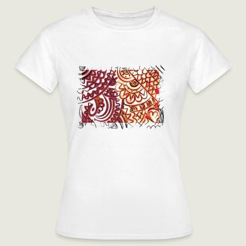 artfreetime - Maglietta da donna