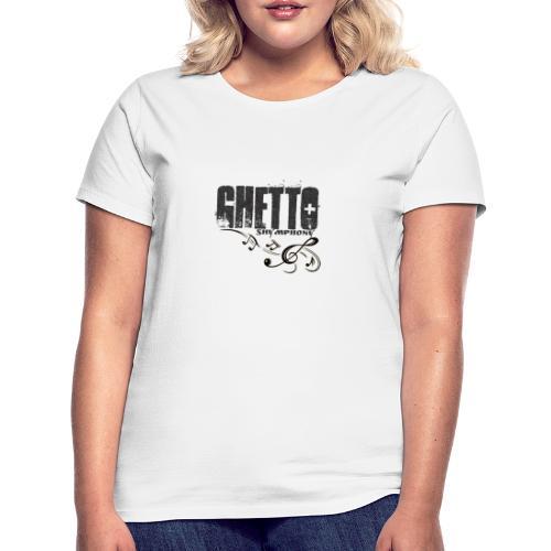 Ghetto symphony - T-shirt Femme