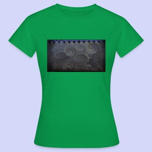 Dark mornings - Night cup - Dame-T-shirt