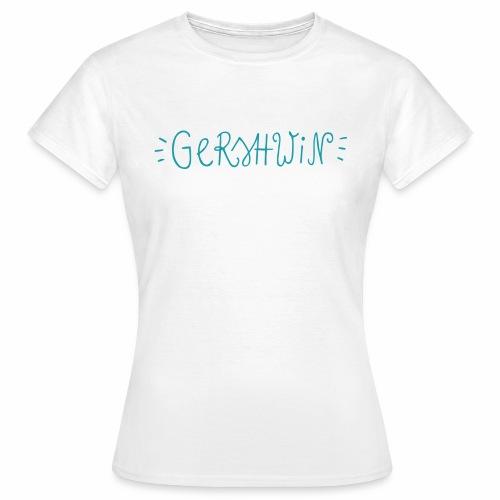 Gershwin - Frauen T-Shirt