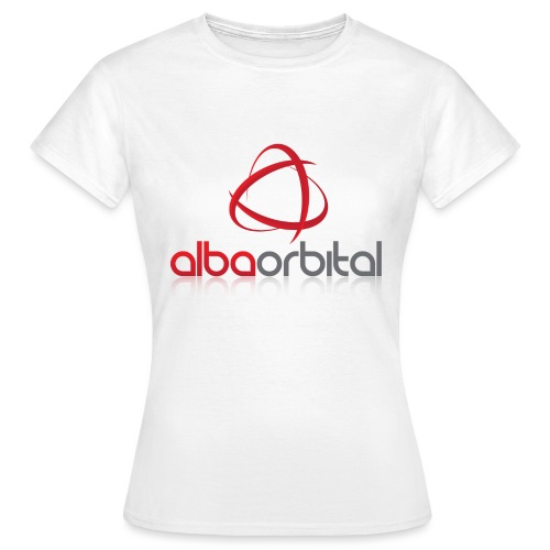 Alba Orbital's Offical Logo - Women's T-Shirt