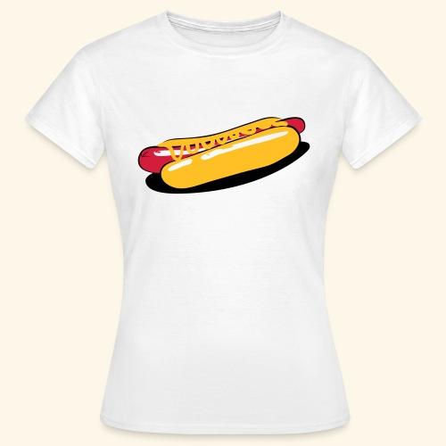Karotte Illustriert - Frauen T-Shirt