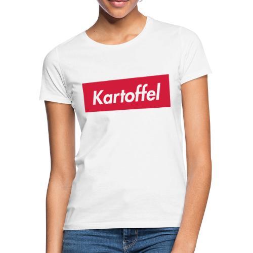 Kartoffeln mit Soße - Frauen T-Shirt