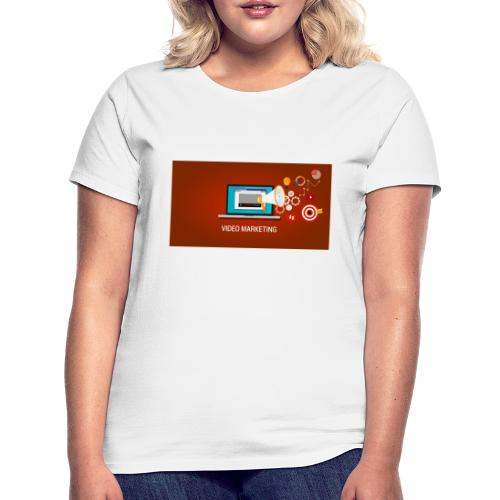 video marketing - Camiseta mujer