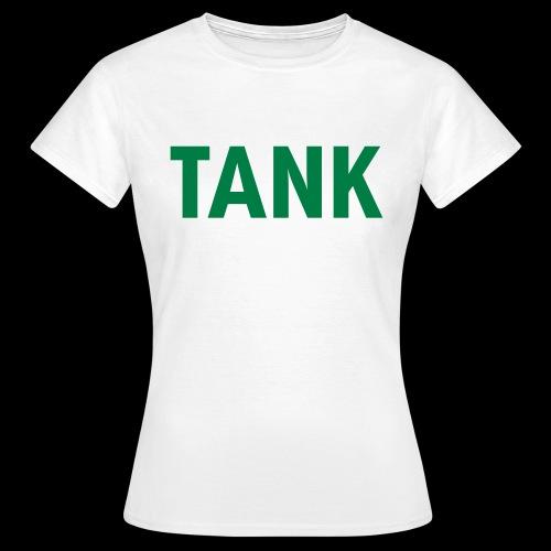 tank - Vrouwen T-shirt