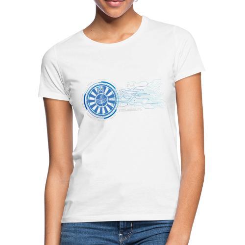 RT Verbindungen - Frauen T-Shirt