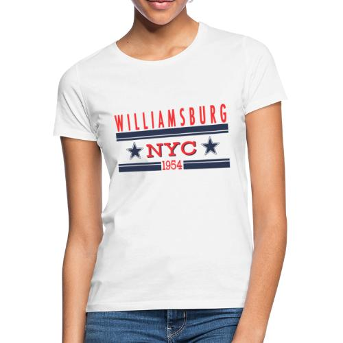 Williamsburg Hipster - Frauen T-Shirt