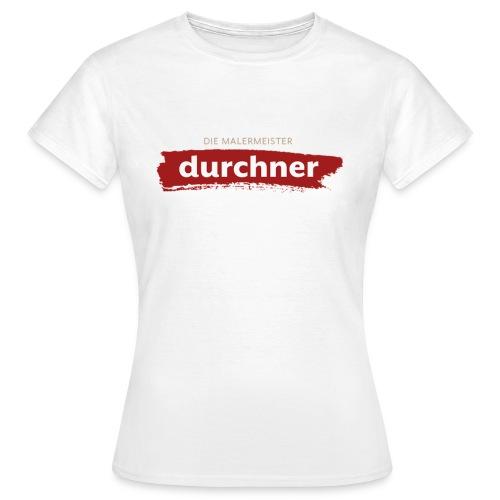 Vorne mitte - Frauen T-Shirt