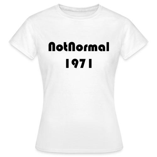 30x1303 - T-skjorte for kvinner